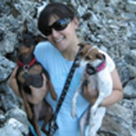 Alysha - Manager, Dog Walking Expert, Doggy Social Coordinator, and General Boss of everything Else.